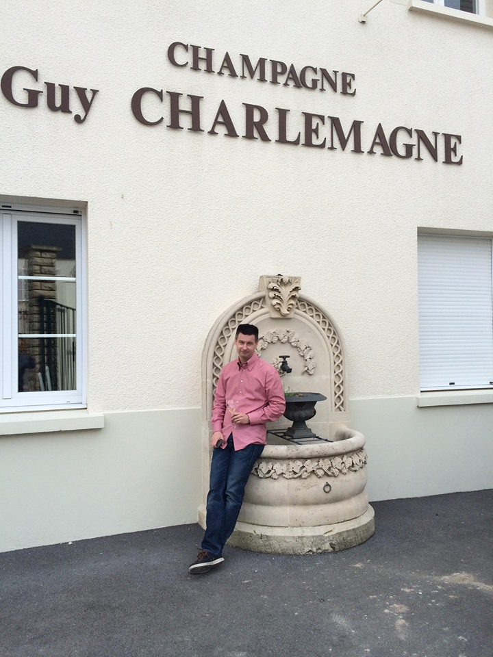 Vinařství Guy Charlemagne