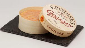 Sýr Époisses patří mezi burgundské tradiční potraviny