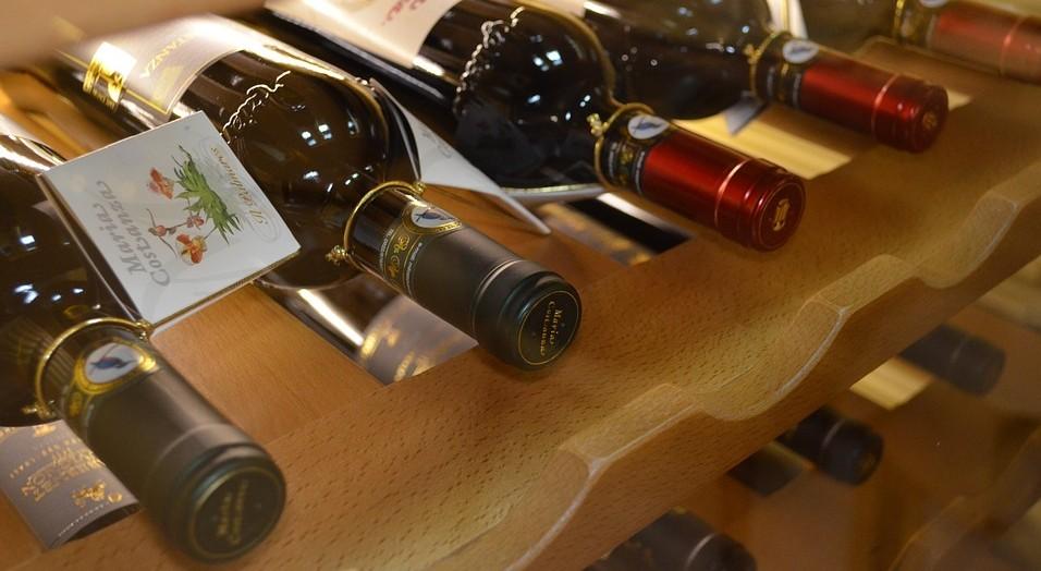 Domácí vinotéka je ideální pro uchování vína