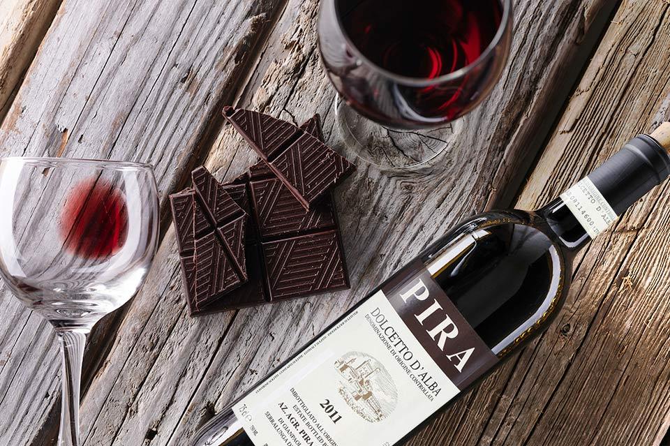 Jak nejlépe zkombinovat víno a čokoládu?