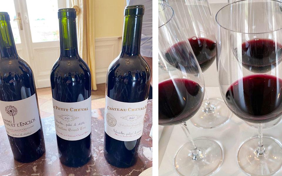 Degustovaná vína