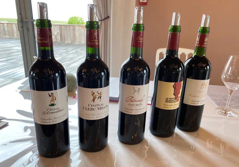 Návštěva Pauillac a ohromující vína