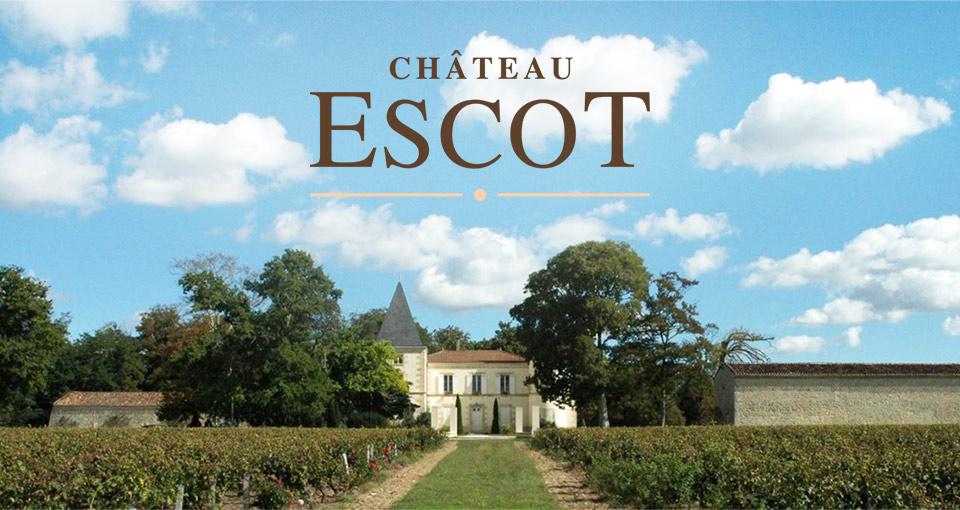 Vinařství Château ESCOT